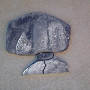 Décors teinté dans la masse Peyro Clabado- Deco facile a poser dans la Tarne (81)