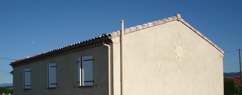 Décors teinté dans la masse Soleil - Deco facile a poser dans la Tarne (81)